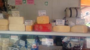 feria cheeses