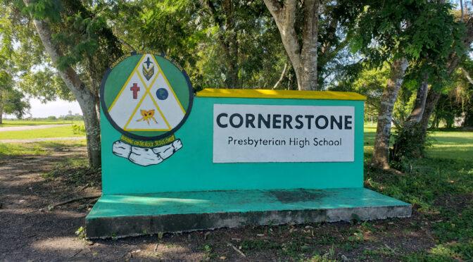 Cornerstone Presbyterian High School Newsletter, March 2021